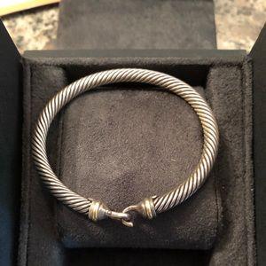 David Yurman buckle bracelet